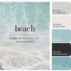 Good Beach Paint Colours For Home Office Inspo