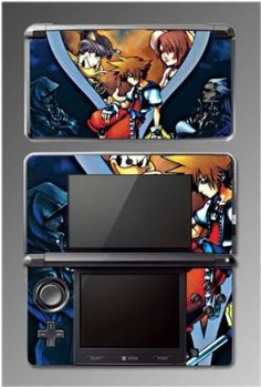 Kingdom Hearts Birth by Sleep Donald RPG Game Vinyl Decal Cover Skin Protector Kit 8 for Nintendo 3DS $9.98 Your #1 Source for Video Games, Consoles & Accessories! Multicitygames.com