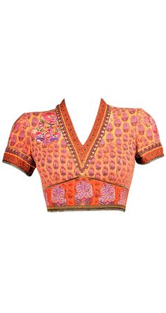 Gorgeous http://www.TarunTahiliani.com/ #Choli Blouse