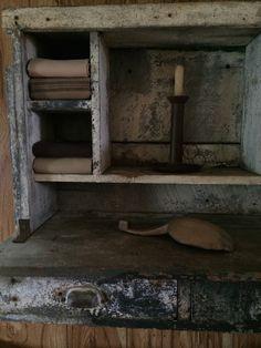 ORANGE SINK: A Primitive Home Tour! Come See My Friend Val's Place!
