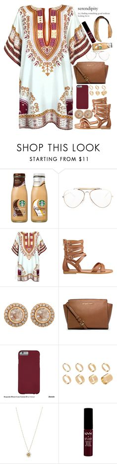 """""""The Weeknd // Acquainted - No. 617"""" by thugpassionnn ❤ liked on Polyvore featuring CÉLINE, Nine West, Zoe, Michael Kors, ASOS and NYX"""