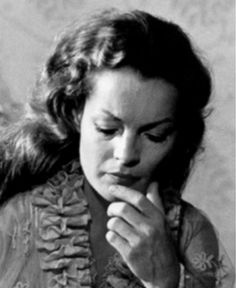 Romy Schneider • In Ludwig Visconti 1972