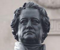 johann wolfgang von goethe Friedrich Von Schiller, Color Theory, Evolution, Literature, German, Statue, History, Art, Literatura