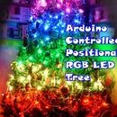 Raspberry Pi Christmas Tree Light Show - Mega Christmas tree Raspberry Pi Christmas Tree Light Show Raspberry Pi Christmas Tree Light Show : 15 Steps (with Pictures) – Instructables - Cool Raspberry Pi Projects, Led Christmas Tree, Led Tree, Tree Lighting, Diy Electronics, Arduino, Pictures, Photos, Grimm