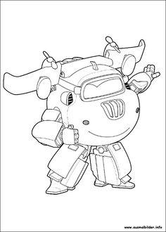 8 best ausmalbilder super wings 01 images | coloring pages for kids, coloring pages, coloring