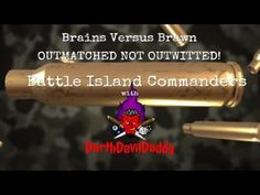 OUTMATCHED NOT OUTWITTED! Battle Island Commanders