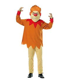 Look what I found on #zulily! Mr. Heat Miser Dress-Up Set - Adult #zulilyfinds