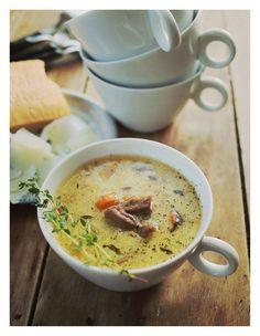 Márton-napi libaraguleves • Fördős Zé Magazin Soup, Dishes, Cooking, Ethnic Recipes, Kitchen, Street, Desk, Desktop, Tablewares