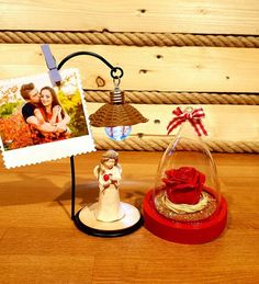 Your photo is prepared as a polo card. Polo card photo is 9cm x 9cm in size. Angel trinket is made of quality ceramic material. The stand part is made of wood and its floor lamp is made of metal. The product is 19cm high by 9cm wide. The lamp works with 3 LR Laser batteries. The product can be activated with the button on the lamp. It is sent to you in a sealed box. #birthdaygift #personalized #forher christmas lights outdoor trees Personalized Wish Angel Bedside Lamp 16+ Christmas Li