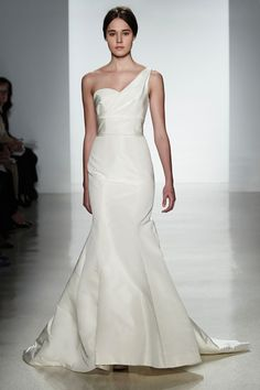 Amsale, Spring 2014 Collection  - Houston #wedding #dress #dresses #bridal