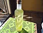 licor de anis cristalizado