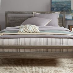 Found it at Joss & Main - Leandra Queen Platform Bed $420.95