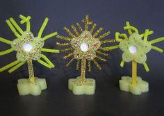Craft for Catholic Kids – Make a Monstrance for the Feast of Corpus Christi