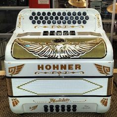 Hohner 5 switch rey aguila anacleto
