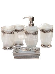 Homedecorators Palazzo Bath Accessories Set Bathroom Organization Pinterest Tyxgb76aj This