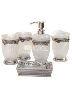 Bathroom Accessories Elegant bathroom accessory sets canada | bathroom sets | pinterest