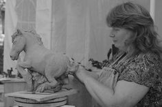 't Kleipotsje Yoke Vliegen Workshop, Statue, Art, Atelier, Art Background, Work Shop Garage, Kunst, Performing Arts, Sculptures