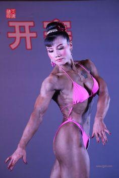 FBB stands for female bodybuilder.