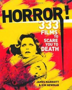 HAVE: Horror! 333 Films to Scare You to Death