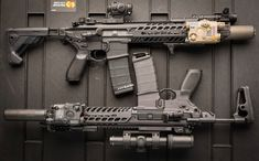 A collection of testosterone charged objects and pictures. Military Weapons, Weapons Guns, Guns And Ammo, Sig Mcx, Sig Mpx Sbr, Airsoft, Firearms, Shotguns, Bcm Rifles