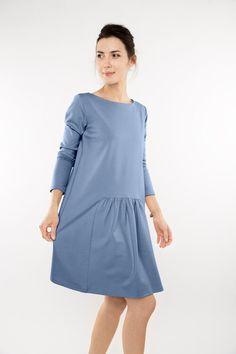 Robe bleu clair | Robe spéciale | Robe tendance | Robe bleu clair LeMuse par LeMuse sur Etsy https://www.etsy.com/fr/listing/233934973/robe-bleu-clair-o-robe-speciale-o-robe
