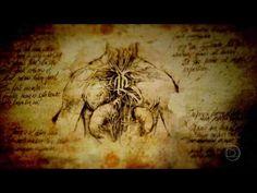Vinheta de abertura em HD da série A Cura.
