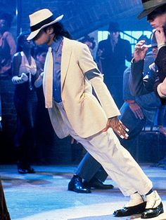 Michael Jackson - Smooth Criminal.