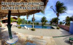 Praia do Preá no Ceará com 70% de desconto #pacotes #viagens #promoção #ofertas #ceará #praias