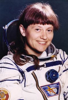 "Svetlana Savitskaya (born August 8,1948) Soviet cosmonaut, second woman in space. She was the first woman to carry out an EVA, commonly called a ""space walk""."