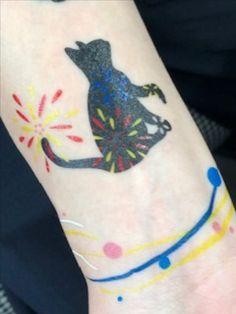 夏に向けて  花火や水風船をイメージしたデザイン。単品でも使えます。 Tattoos, Tatuajes, Tattoo, Tattos, Tattoo Designs