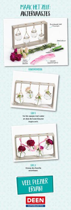 Bloemen inspiratie van DEEN Supermarkten, de enige echte bloemensupermarkt. Deco Floral, Flower Ball, April 19, How To Preserve Flowers, Ideas Para, Decorative Boxes, Crafty, Plants, Gifts