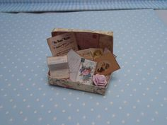 Gaël Miniature memory Box by Gaelatelier ♡ ♡