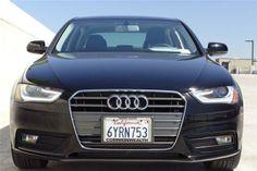 2013 Audi A4 2.0TPremium 2.0T Premium 4dr Sedan Sedan 4 Doors Black for sale in Santa ana, CA Source: http://www.usedcarsgroup.com/used-audi-for-sale-in-santa_ana-ca