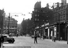 Bradford, Forster Square Station from Francis Frith West Yorkshire, Old West, Bradford, Beautiful Places, Street View, History, 1950s, Ice, Facts