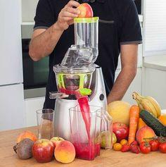 Centrifugeuse Cecotec C-Juicer Pro 4037 07 L Gris Transparent Kiwi, Philips Viva Collection, Sumo Natural, Juicer Reviews, Centrifugal Juicer, Juicer Machine, Smoothies, Juice Extractor, Gourmet