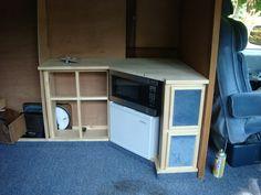 Custom RV Camper Van Stealth Conversion (11)