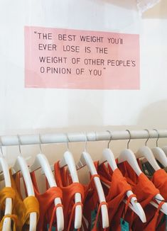 The best weight you'll ever lose is the weight of other people's opinion of you Mood Quotes, Positive Quotes, Motivational Quotes, Life Quotes, Inspirational Quotes, Reminder Quotes, Status Quotes, Crush Quotes, Wall Quotes