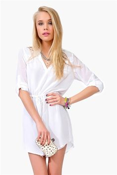 Love the Allie Tunic Dress with 10% off at Necessary Clothing. Promo code STUDENT10
