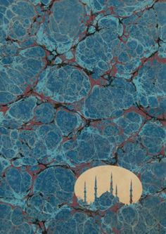 Ebru / Alparslan Babaoğlu Ebru Art, Earth Pigments, Water Marbling, Turkish Art, Marble Art, Calligraphy Art, Religious Art, Medium Art, Islamic Art