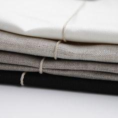 oatmeal linen tea towel-tea towel, 100% linen, oatmeal