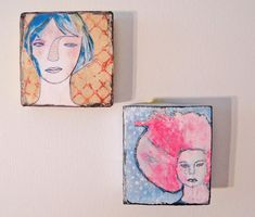 how to make a cardboard canvas