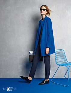 LUISA CERANO Kollektion Frühjahr/Sommer 2015 – Look1 #fashion #FS15