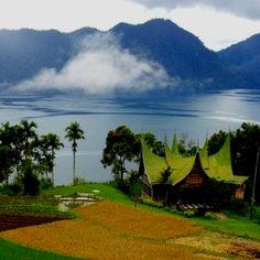 Lake Maninjau - West Sumatera, Indonesia
