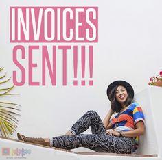 Invoices sent