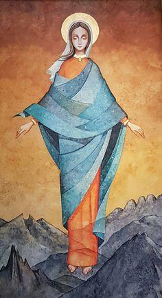 María Reina, Parroquía Corpus Christi