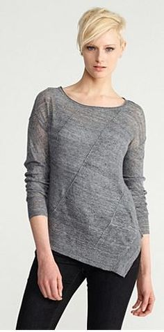 Eileen Fisher, coming soon to La Marquise.