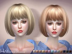 The Sims Resource: Hair N6 by S-Club  - Sims 4 Hairs - http://sims4hairs.com/the-sims-resource-hair-n6-by-s-club/