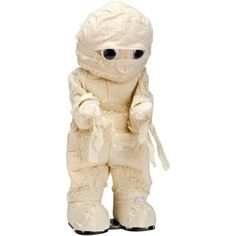 Gemmy 13.4 in. Animated Dancing Thriller Mummy-26812 at The Home Depot