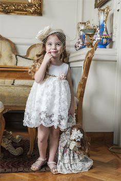 Βαπτιστικό φόρεμα Bambolino για κοριτσάκι, annassecret Girls Dresses, Flower Girl Dresses, Wedding Dresses, Fashion, Dresses Of Girls, Bride Dresses, Moda, Bridal Gowns, Alon Livne Wedding Dresses