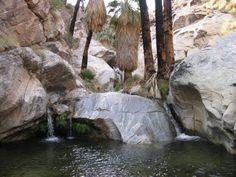 falls at indian canyon